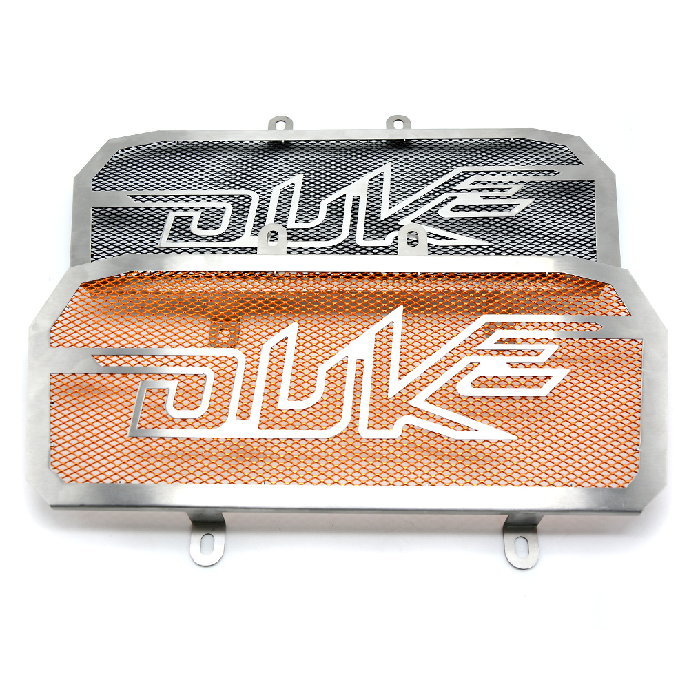 hight resolution of motorcycle engine radiator bezel grill grille guard cover protector stainless steel for ktm duke390 duke200 duke