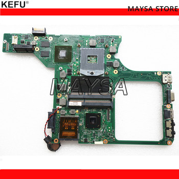 laptop motherboard for ACER 3750 3750G mainboard HM65 MB.RGV0P.001 MBRGV0P001 2 x DDR3 GT 520M s988b works