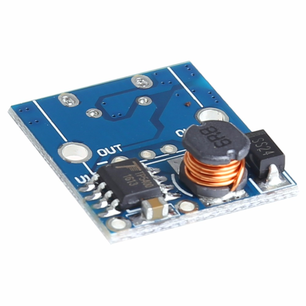 5V Lithium Battery Charger Protection Boost Board USB Li-Po 18650 For Power Bank