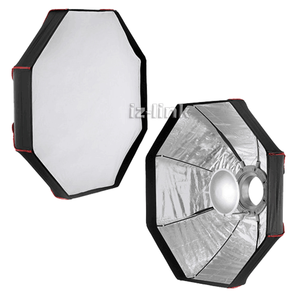 31.5inch 80cm octagonal umbrella softbox for Lighting Studio Lighting softbox studio lighting softbox light lambed 80cm cotans round cotans photographic equipment 4 flock printing background cd50