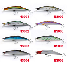 Big Minnow 140mm/32g 160mm/60g Fishing Lures Saltwater Isca Artificial Bait Peche Leurre Souple Swimbait Fishing Tackle