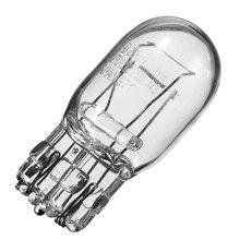 W21/5W T20 7443 7440 Sinal de Luz 3800K lâmpada de Halogéneo Luzes Diurnas Transformar Parar de Vidro Transparente freio Cauda Lâmpada Lâmpadas DRL