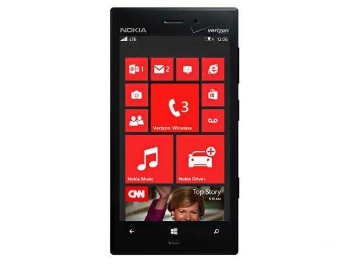 Unlocked Original Nokia Lumia 928 Windows Phone 4 5 Dual Core 1 5GHz 32GB 8 7MP