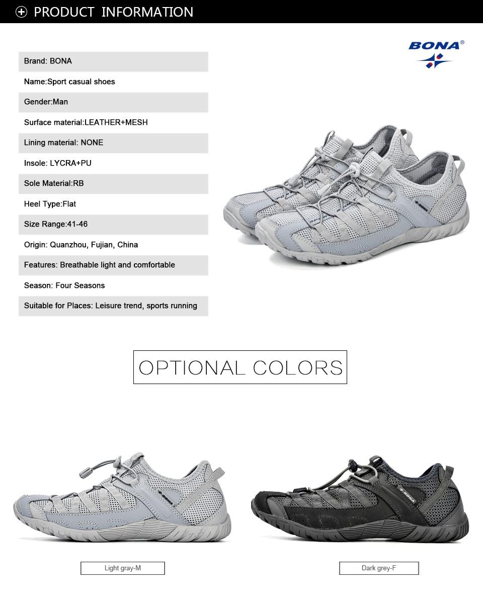 HTB11gk6J1GSBuNjSspbq6AiipXag BONA 2018 Summer Sneakers Breathable Men Casual Shoes Fashion Men Shoes Tenis Masculino Adulto Sapato Masculino Men Leisure Shoe