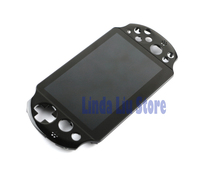 ChengChengDianWan Original new for ps vita psvita 2000 lcd display with touch screen digital assembled for psv2000 psv 2000