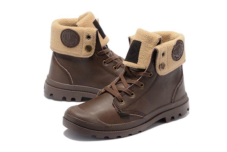 PALLADIUM Pampa Hi Lea M Zip 93391 Women 2017 Soldiers Boots