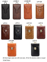 Man Belt Clip Outdoor Pouch Mobile Phone Leather Case Bags For Xiaomi Mi 5s Mi 5s