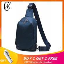 581bd998e331 CAK бренд Мужская мода груди сумки унисекс Слинг Сумка для женщин Высокое  качество нейлон мужские сумки