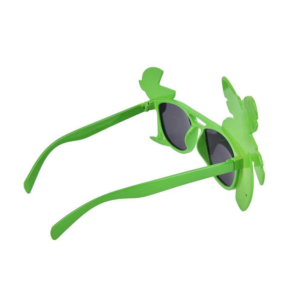 קוקטייל טרופי מסיבת משקפיים מפואר חליפת שמלת פלמינגו דקורטיבי מסיבת חתונת קישוטי חמוד מתנה