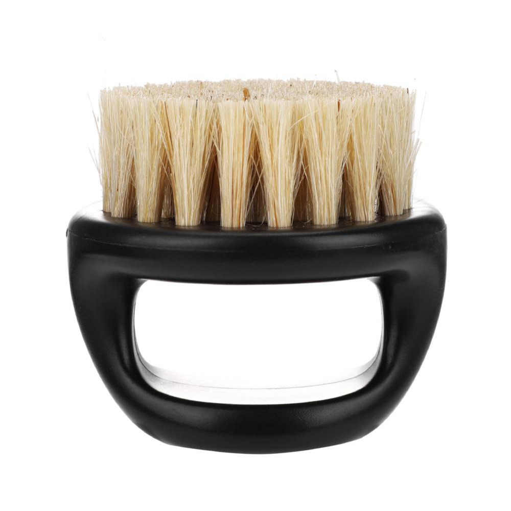 brand wild boar fur shaving brush men facial beard cleaning brush hair trimming brushes for men beard mustache salon shaven tool