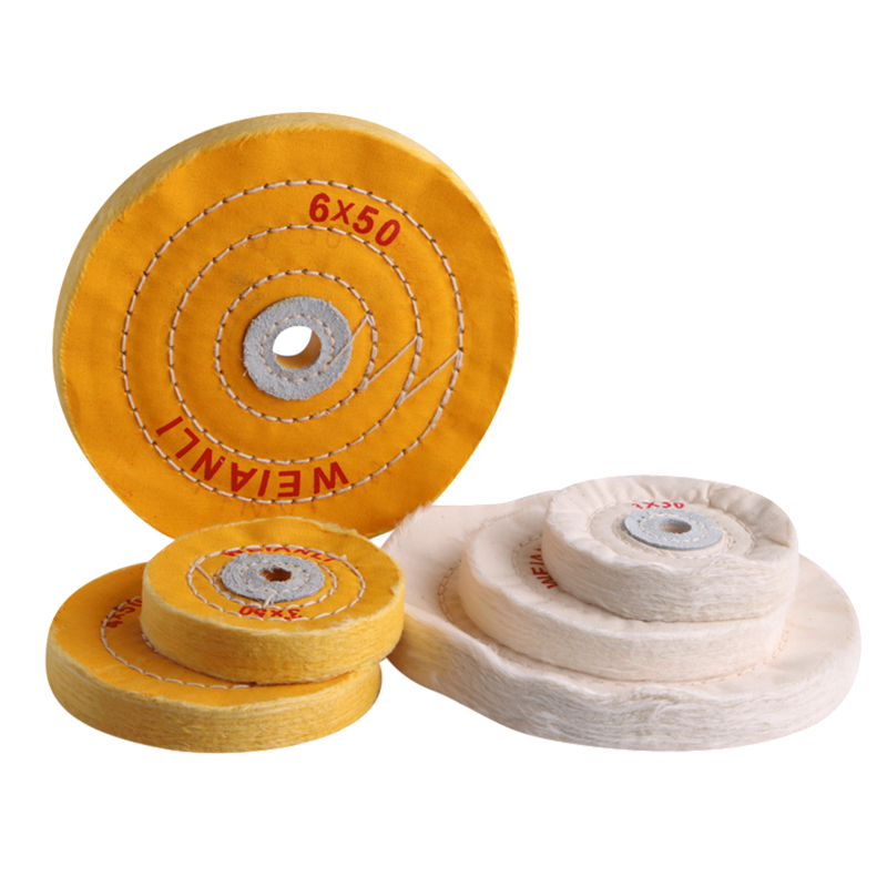 1PC Cotton Polishing Wheels  3