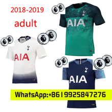 7eabf8617 2018 2019 Tottenhames Adults Home away Soccer Jersey KANE DELE ERIKSEN  LAMELA JANSSEN TRIPPIER The SPURS
