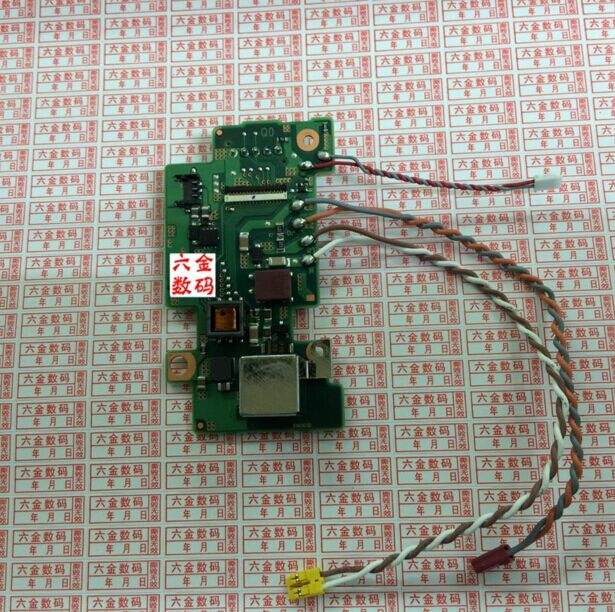 FREE SHIPPING NEW Power board and Flash board With Battery Box For Nikon D3300 Camera Repair