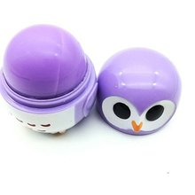 Owl Shape Natural Plant Moisturizing Lip Balm Portable Women Winter Care Refine Repair Anti-aging Lipstick