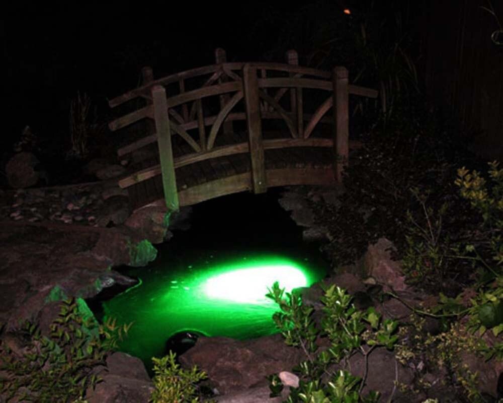 12V LED sualtı işıq suya davamlı IP68, qayıqlar üçün sualtı - Xarici işıqlandırma - Fotoqrafiya 6