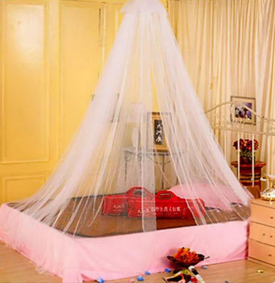 1pcs Hot Worldwide Elegant Round Lace Insect Bed Canopy Netting Curtain Dome Mosquito Net-in Mosquito Net from Home u0026 Garden on Aliexpress.com   Alibaba ... & 1pcs Hot Worldwide Elegant Round Lace Insect Bed Canopy Netting ...
