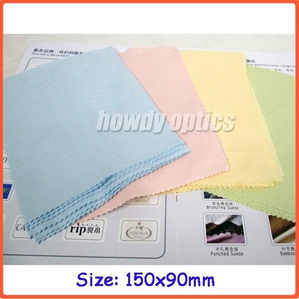 150 90mm, neddle 2 coloré microfibre chiffon de nettoyage, lunettes chiffon  de nettoyage, montre tissu, Livraison gratuite! aed93e6665de
