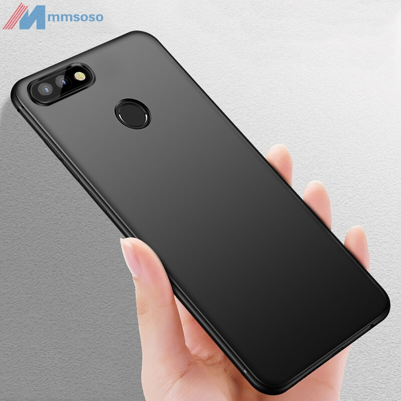Lenovo K5 K350t Phone Case For Lenovo K5 K350t Case Soft TPU Silicone Matte Bumper Back Coque For Lenovo K5 K350t  Cover