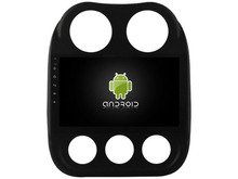 4G lite Android 6.0 OS DVD Del Coche para JEEP COMPASS/PATRIOT 2007-2016 autoradio reproductor estéreo de unidades centrales grabadora multimedia