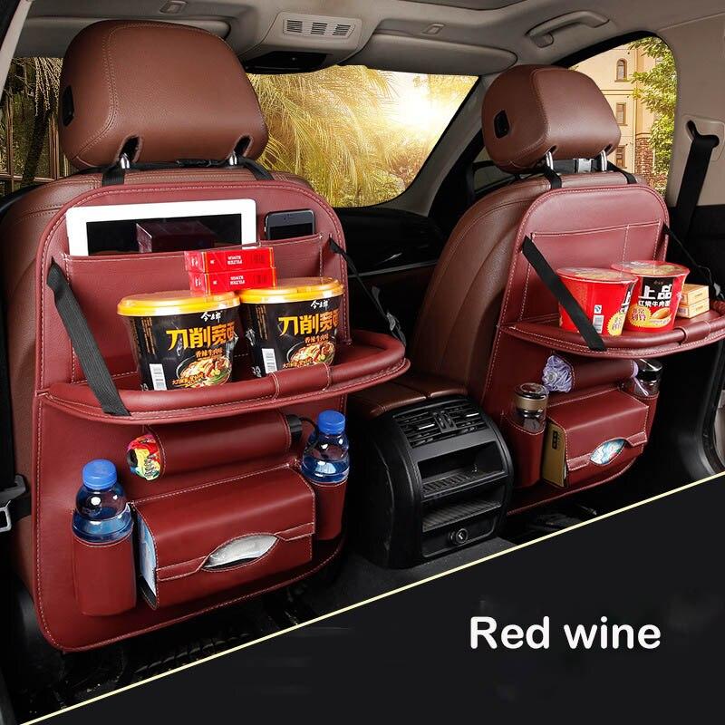 Дропшиппинг, чехлы для автомобиля, дизайн, модное автомобильное сиденье, для хранения, стильная многофункциональная сумка на заднюю часть, детское сиденье, для покупок, для автомобиля