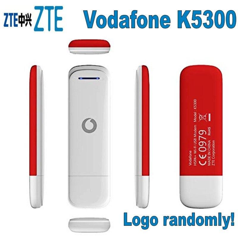 Vodafone K5300 3G MiFi dispositif (blanc)