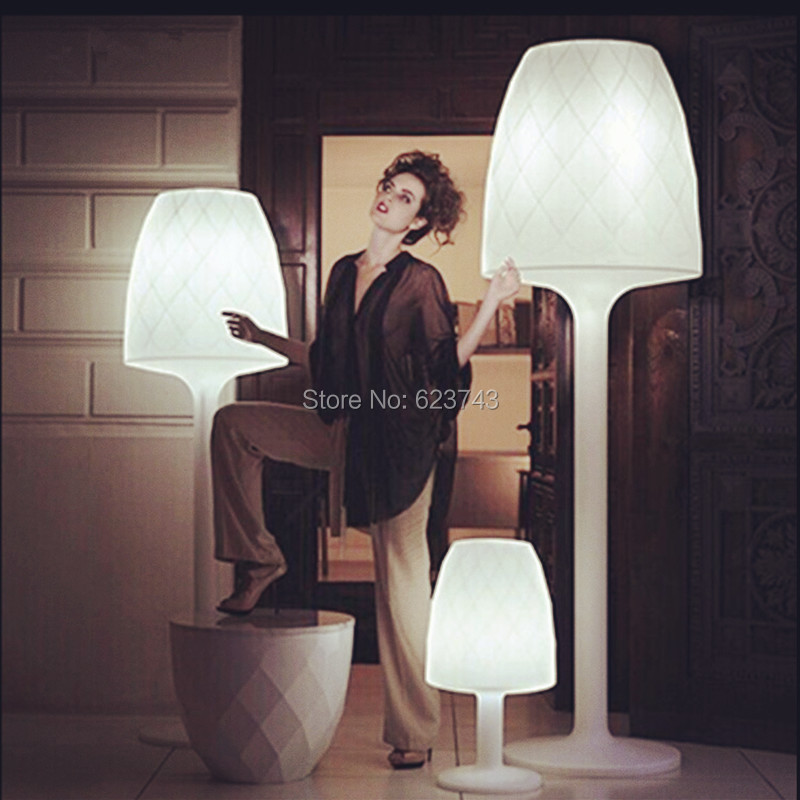 LED Glowing Floor landscape lighting 4