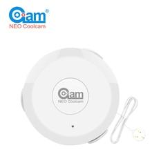 NEO COOLCAM Z wave Flood Water Leak Alarm Sensor Water Leakage Sensor Z-wave Sensor Alarm Home Automation System EU version