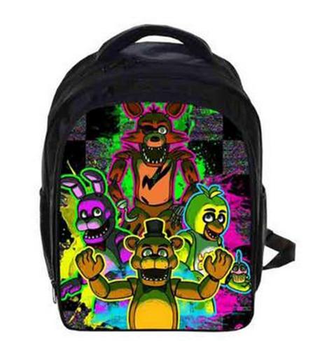 13 Inch Kids Backpack Five Nights At Freddys Children School Bags Boys Girls Daily Backpacks Students Bag Mochila Gift 15 laptop touch digitizer glass for acer aspire v5 571 v5 571p v5 571pgb touch panel