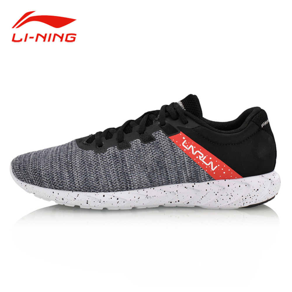 Li-Ning Men Cushioning Lightweight Running Shoes Anti-Slip Breathable Textile Sneakers LINING Future Runner Sports Shoes ARBN003 2017 fires men s sport running shoes breathable men sneakers wholesale outdoor sport runner shoes spor ayakkabi anti slip