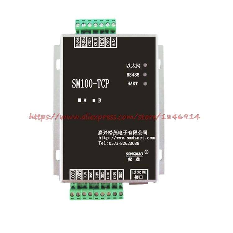 Hart Data Acquisition Module RTU HART Ethernet Data Simulator HART-TCP