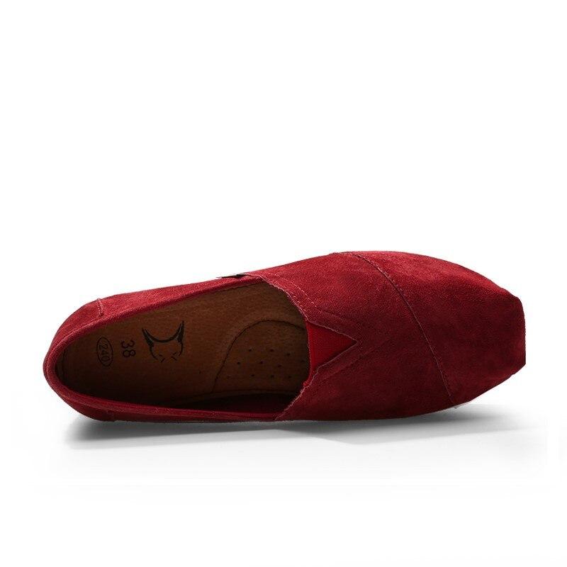 forme Noir Formateurs Toile Plate bleu Sport Marine Chaussure vin Respirant gris kaki Zapatos Casual Mujer Rouge Pour Dames Coins Swing Chaussures D'été Femmes Femme 2017 qwYPU7U