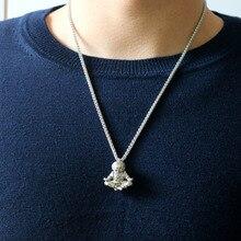 Astronaut Necklace Pendant