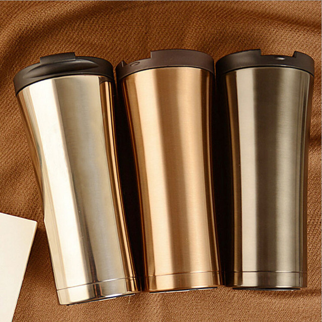 Elegant Thermo Coffe Mug