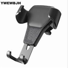 YWEWBJH Universal Gravity Bracket Car Phone Holder Flexible Support Mobile Stand For iPhone for Samsung