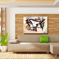 MYT DIY Digital Canvas Oil Painting By Numbers Pictures Coloring By Numbers Modern Acrylic Paint By