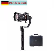 (can ship from Germany,US) Zhiyun Tech Crane V2 3-Axis Handheld Gimbal Stabilizer for ILC Mirrorless Cameras Includes Hard Case