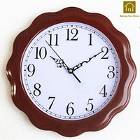 Wall Clock Digital Vintage Home Decor Decorative Antique Clock Kitchen Tools Wall Watch Duvar Saatleri Household Goods WKP101