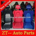 Whloesale: FIA Aproval Red Bride CUGA FIberglass Adjustable Car Racing Seats/Auto Raing Seats