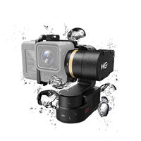 Feiyu Tech FY WG2 Waterproof Wearable 3 Axis Blushless Gimbal For GoPro Hero5 4 Session
