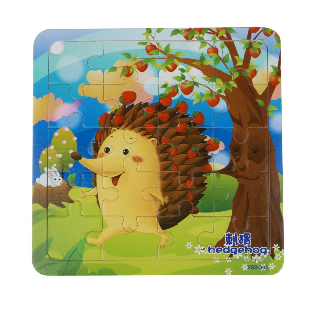 Hiinst Best Продавец Оптовая продажа деревянные головоломки Развивающие Ежик коробки развивающие игрушки S70 Ag14 смешной подарок