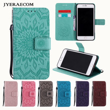 JYERAECOM Retro PU Leather Flip Wallet Cover Case For LG G6 G5 G4 G3 Q6 K4 2017 K8 2018 K10 K5 V10 V20 X power Case(China)