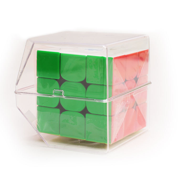 Gan354 M Original Gan354M 3x3x3 Cube magnétique Gans 3x3x3 Cube magique professionnel GAN 354 M 3x3 vitesse Cube Twist jouets éducatifs - 6