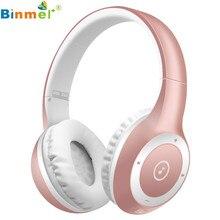 HL Estéreo Bluetooth Auriculares Auriculares Inalámbricos Plegable V4.0 Gaming Headset auricular con Micrófono para Pc Mac SmartPhones JAN04 #3