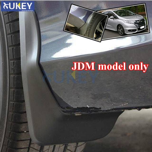 For Honda Odyssey Jdm  2017 2018 Mudflaps Splash Guards Front Rear Mud Flap