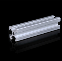 3d printer parts 2020 aluminum alloy extrusion kit for Reprap MendelMax 2.0 3d printer, aluminum frame kit