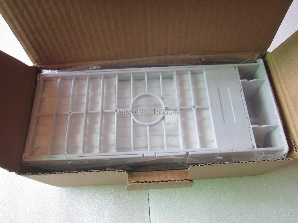 2pcs maintenance tank for Epson Stylus Pro4000 4400 4450 4800 4880 7400 7450 7600 7800 7880 9400 9600 9800 9880 printer for epson 4880 damper for epson 4880 7800 9600 4000 4400 4800 7400 9400 9800 4450 7450 7880 9450 9880 printer ink damper