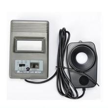 LUTRON LX-101 Цифровой Люксметр тестер яркости детектор освещенности 50000 Lux ЖК-дисплей FC Fux