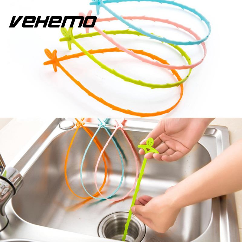 Household Handle Sink Sewer Dredge Pipeline Cleaning Hook Practical Hot sale