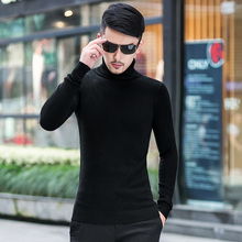 2017 New Men's Long-sleeved Sweaters Fashion Business Men Hot Selling Leisure Slim and Comfortable Clothing Popular Size S-3XL