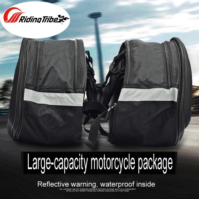 Qualité Moto Réservoir Étanche Sacs Kit Knight Rider Multi-Fonction Portable Sacs Bagages Universel Selle Sac pour Yamaha